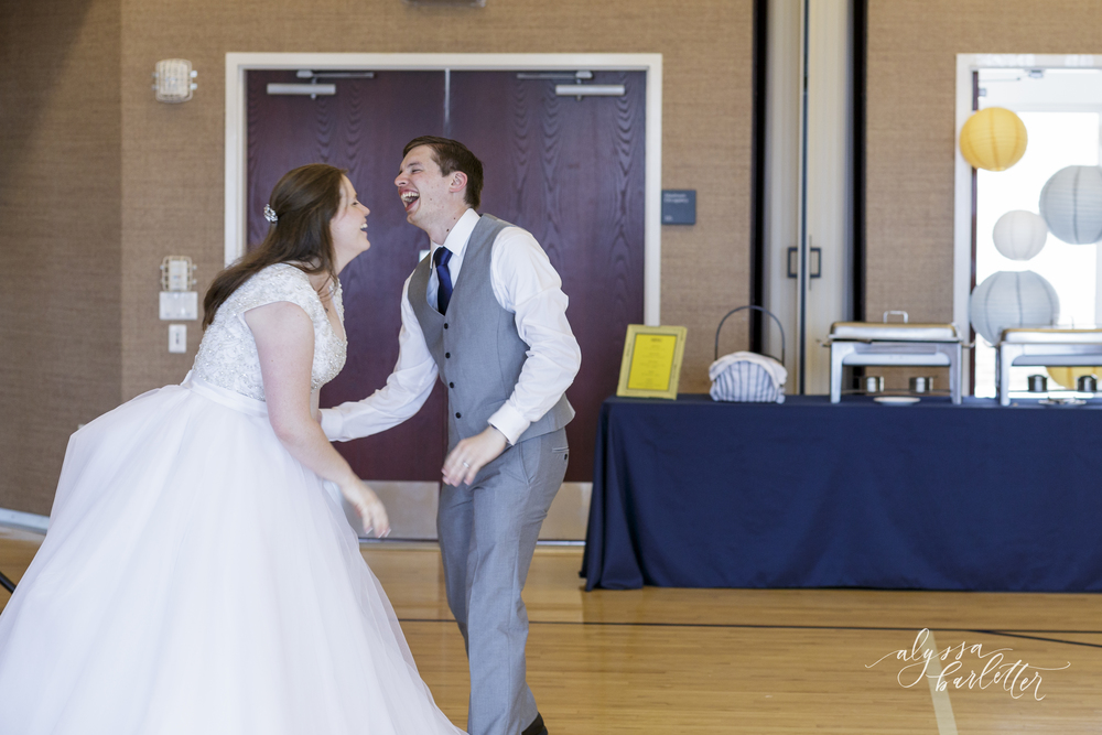 kansas city lds temple wedding reception first dance