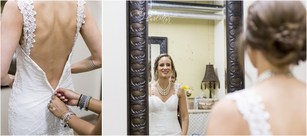 kansas city wedding budget mahaffie bride dress getting ready