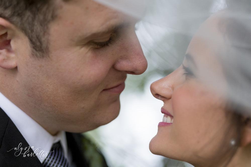 kansas city wedding budget mahaffie bride groom veil portriats