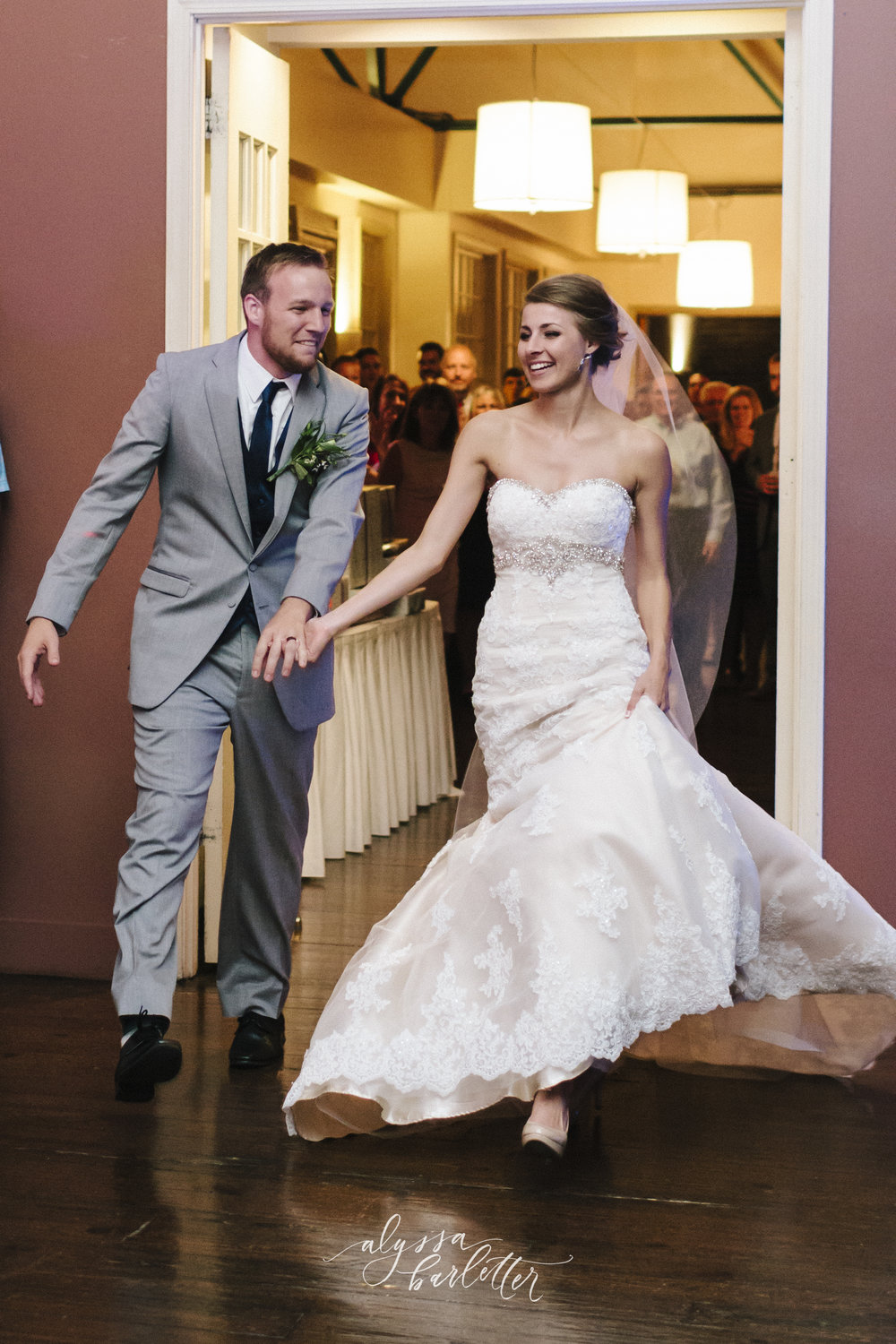 kansas city wedding photographer westport californos reception bride groom