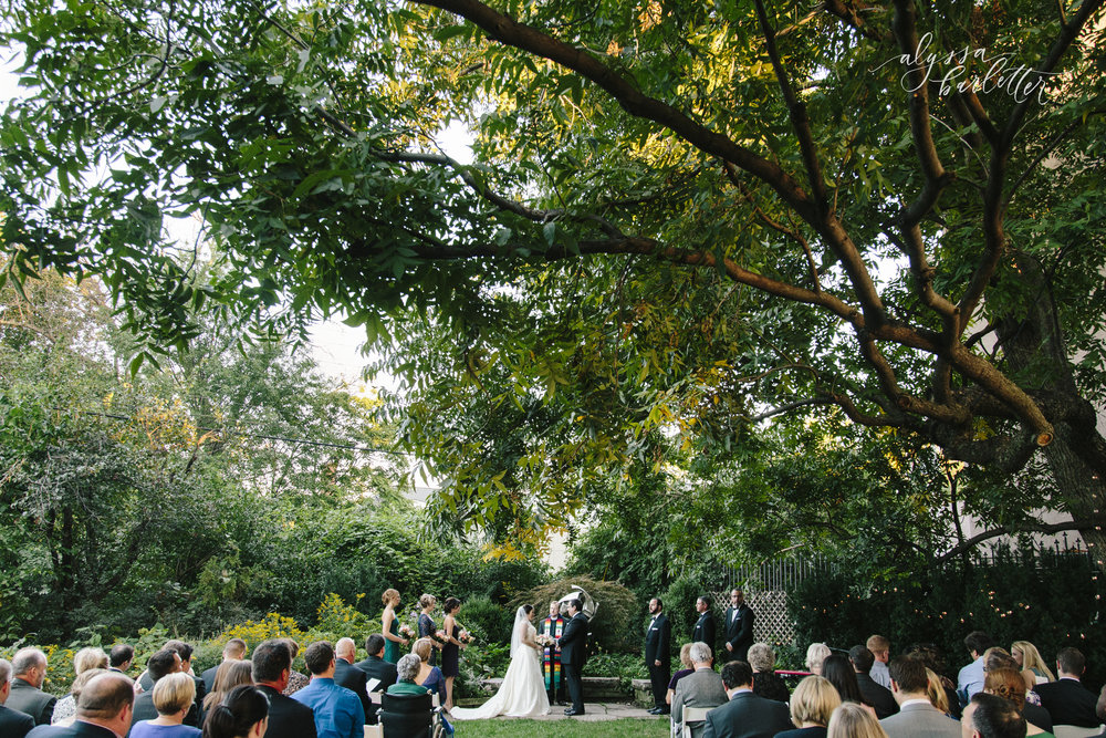 kansas city missouri wedding photographer ceremony simpson house