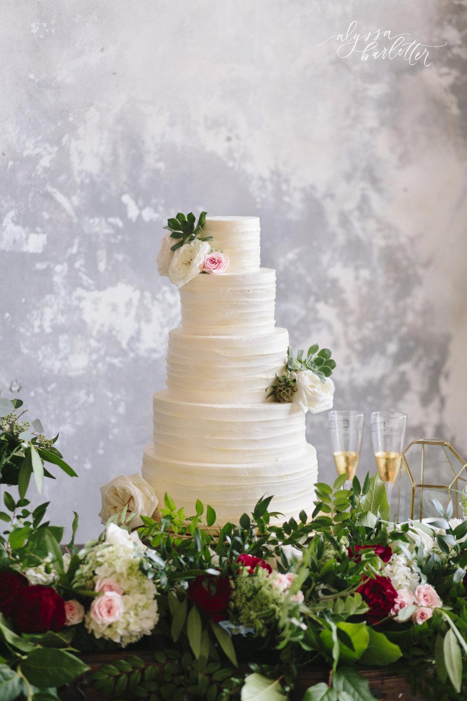 Nice Mclains Bakery Cake Wedding Cakes Kansas City The Bauer