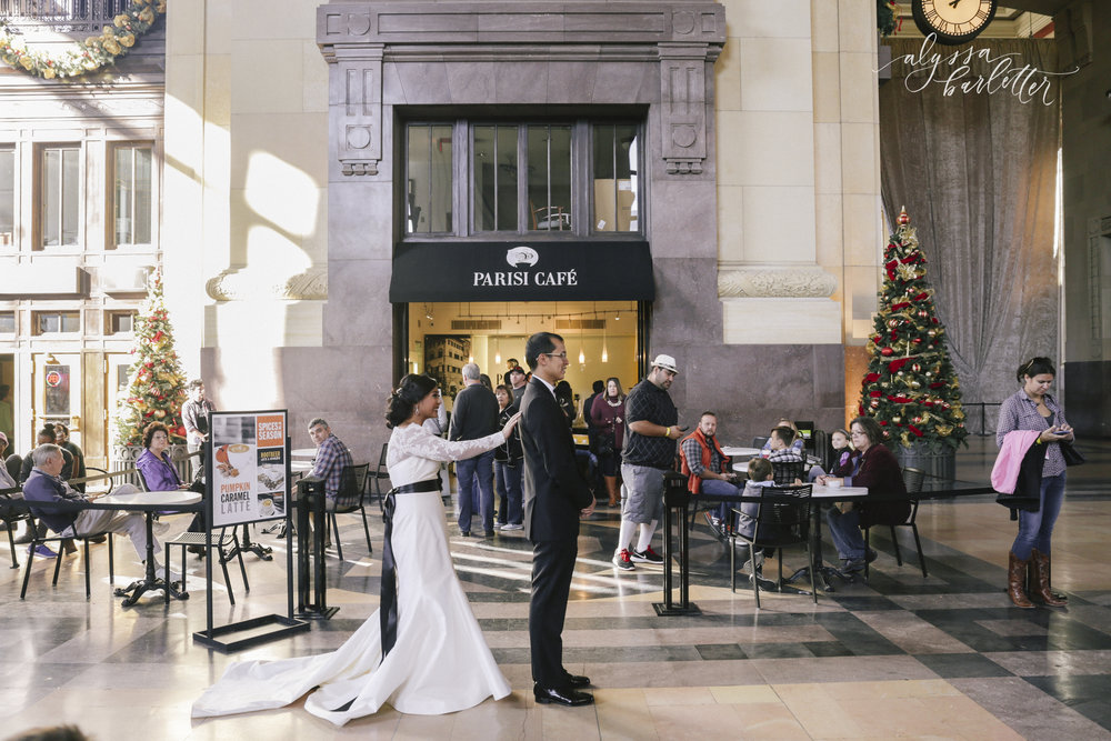alyssa barletter photography union station wedding photos leopard print winter wedding-1-17.jpg