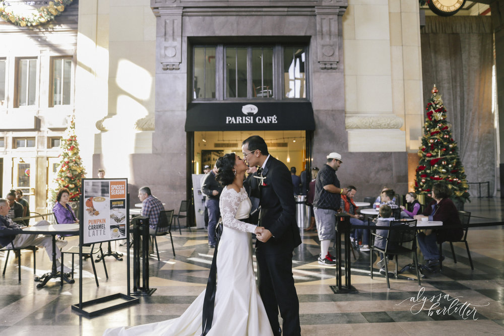 alyssa barletter photography union station wedding photos leopard print winter wedding-1-19.jpg