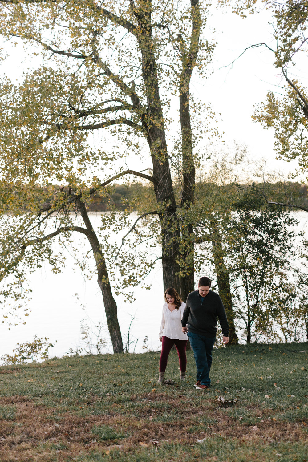 alyssa barletter photography shawnee lake topeka kansas engagement photos halsey-15.jpg