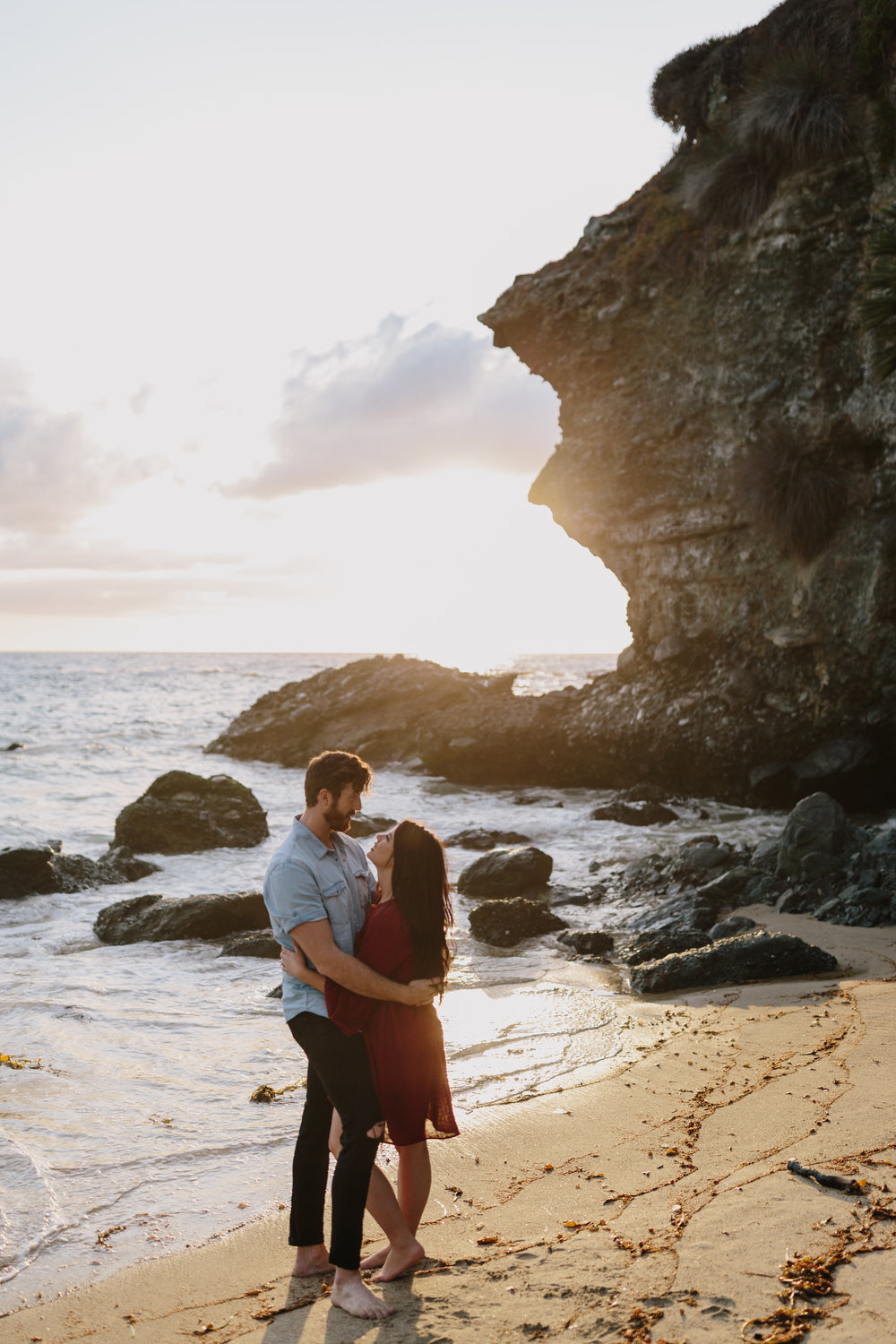alyssa barletter photography laguna beach california anniversary engagement wedding photographer sunset-13.jpg