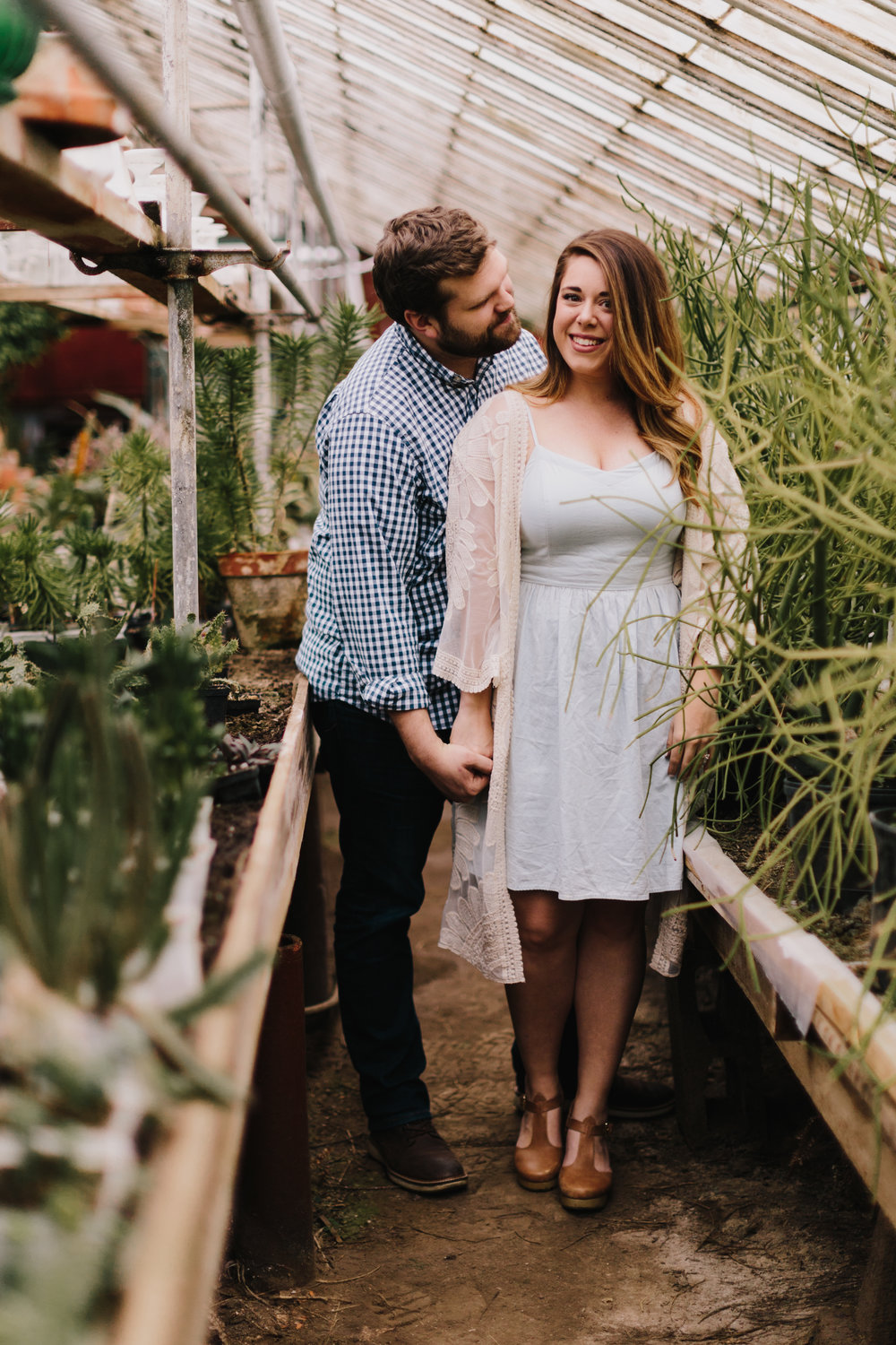 alyssa barletter photography greenhouse engagement photographer kansas city spring wedding-9.jpg