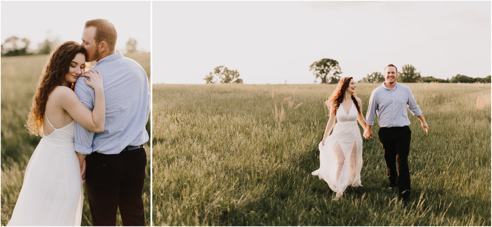 alyssa barletter photography summer shawnee mission park engagement session long maxi dress outfit chapman-16.jpg