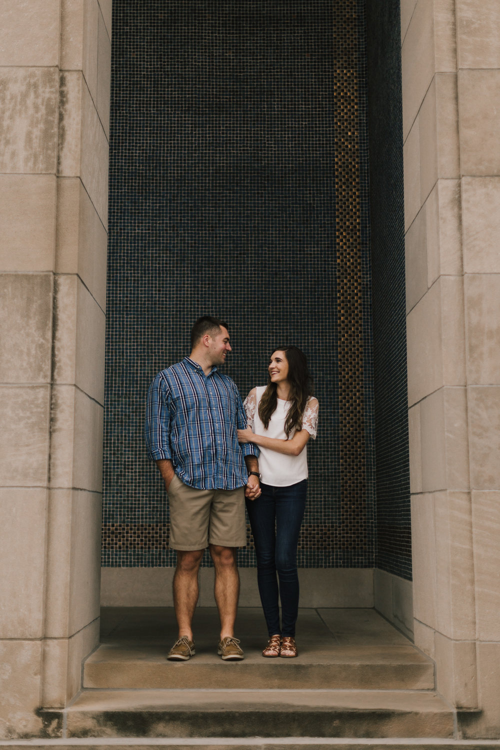 alyssa barletter photography emperial brewery engagement session downtown kansas city kc crossroads -3.jpg