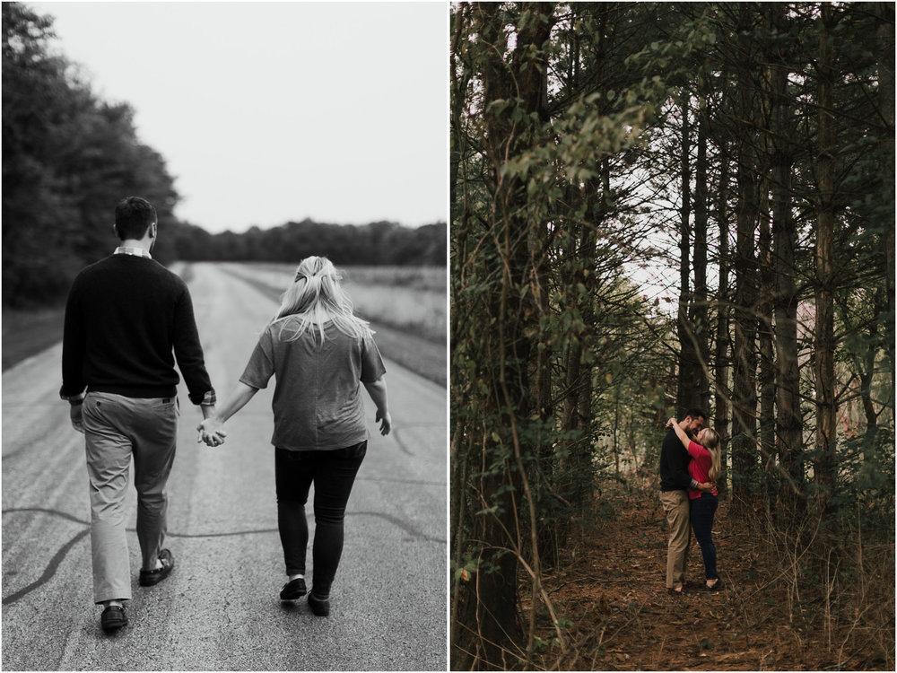 alyssa barletter photography burr oak nature center engagement session summer kansas city-17.jpg