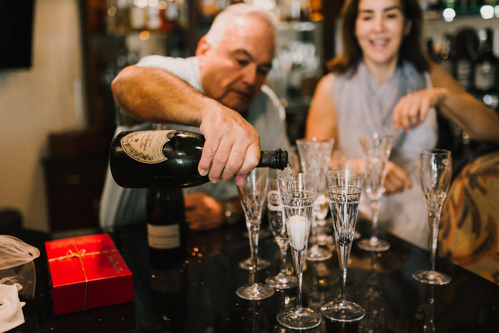 alyssa barletter photography in home proposal dom perignon champagne toast she said yes how he asked-12.jpg