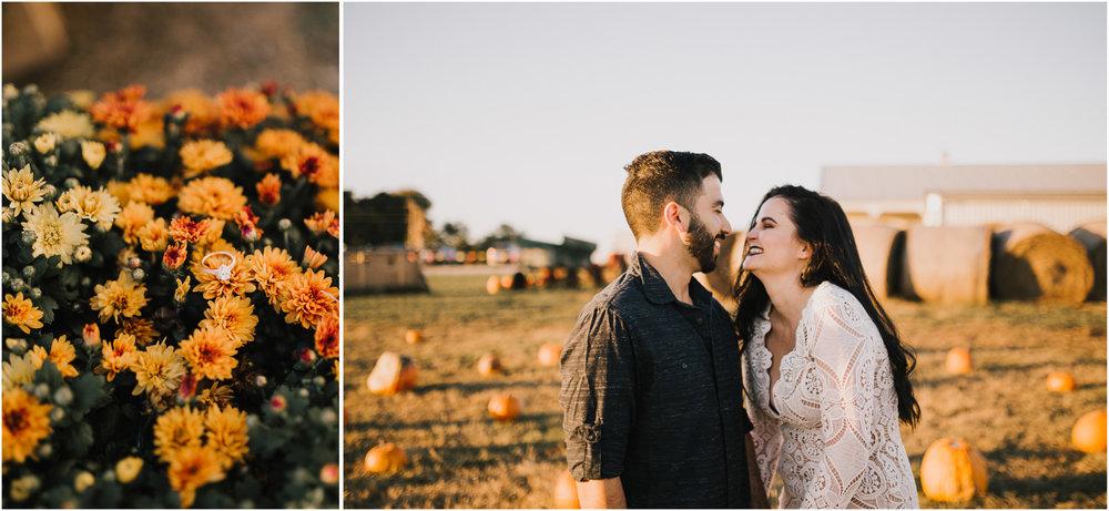 alyssa barletter photography fall pumpkin patch engagement photos sunset-21.jpg