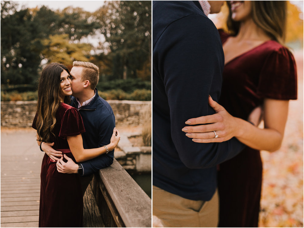 alyssa barletter photography loose park fall engagement photos autumn wedding photography-8.jpg