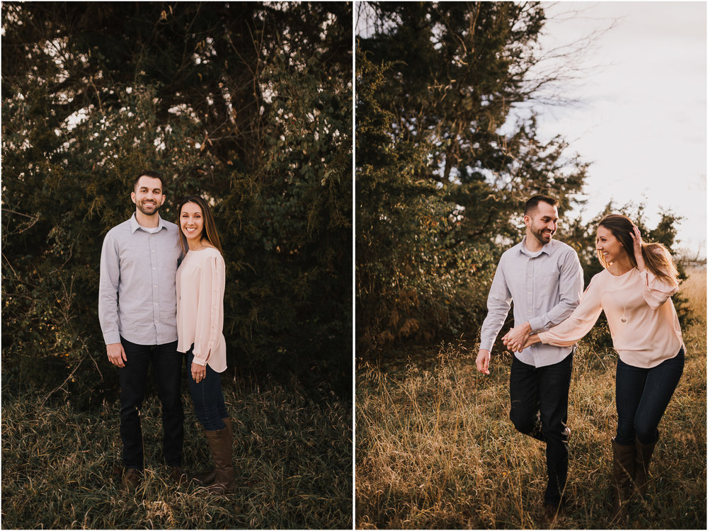 alyssa barletter photography shawnee mission park engagement session photographer fall winter photos field-2.jpg