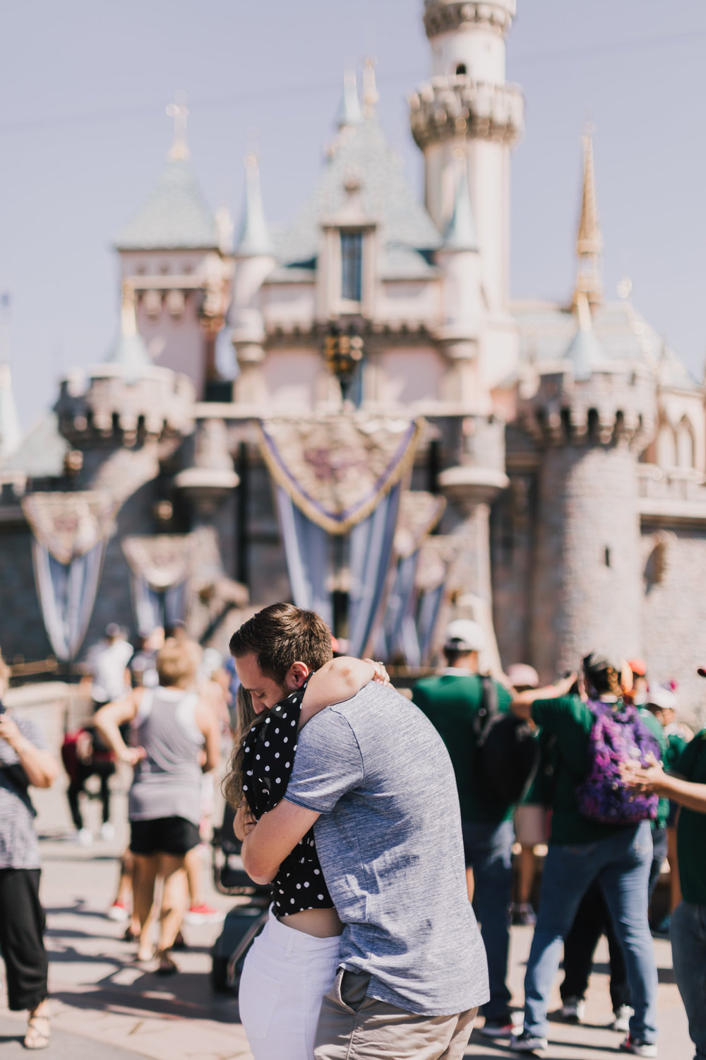 alyssa barletter photography disneyland california surprise proposal photographer cinderella castle-6.jpg