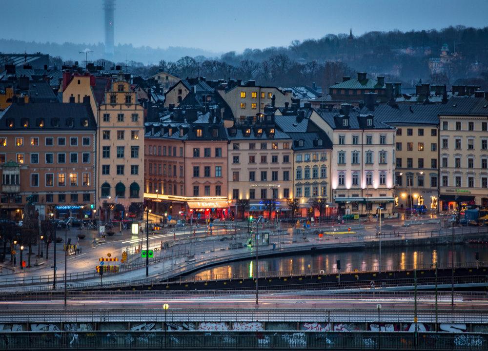 Gamla Stan i Stockholm. Foto: Nils Öhman