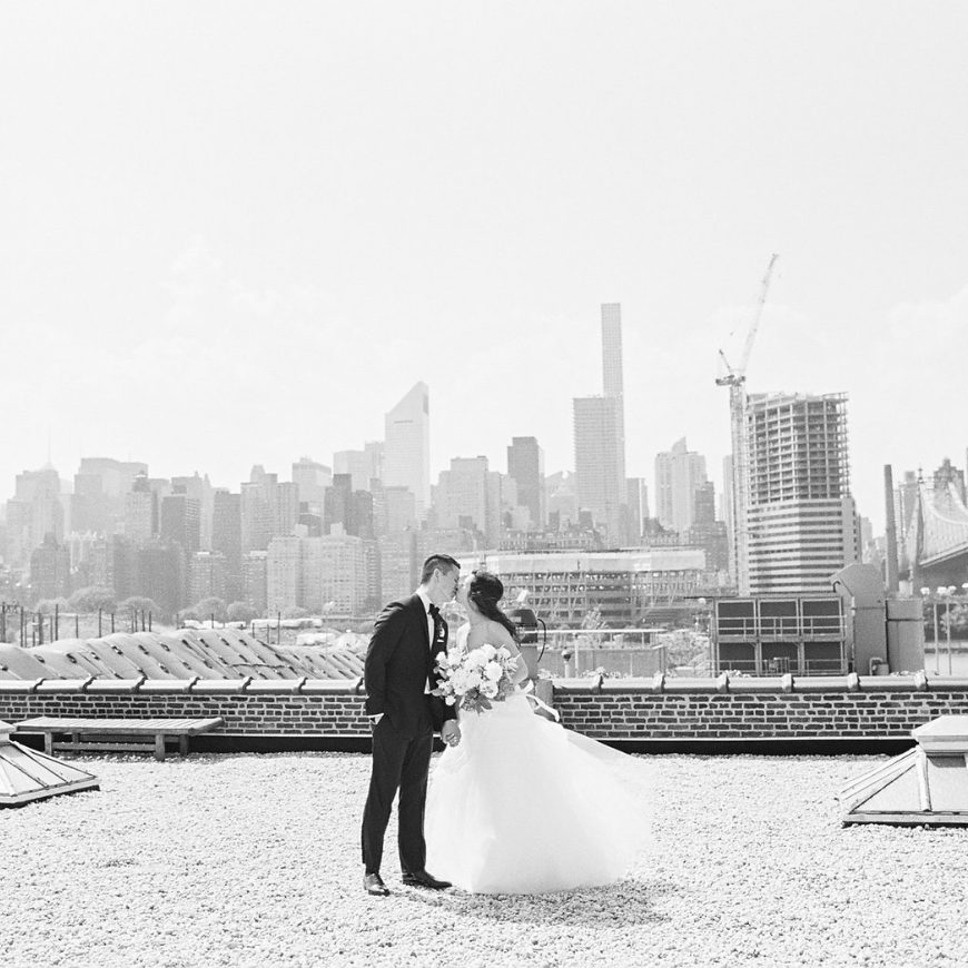 Bonnie + David - New York, New York