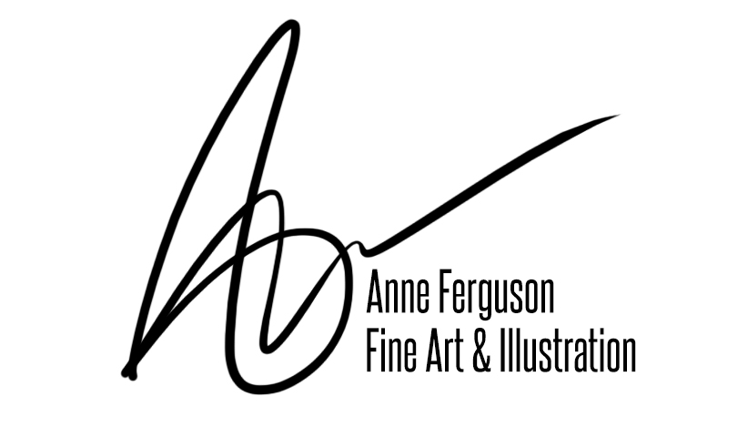 Anne Ferguson - Art + Illustration