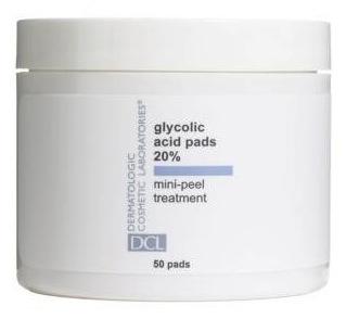 DCL Glycolic Acid Pads 20