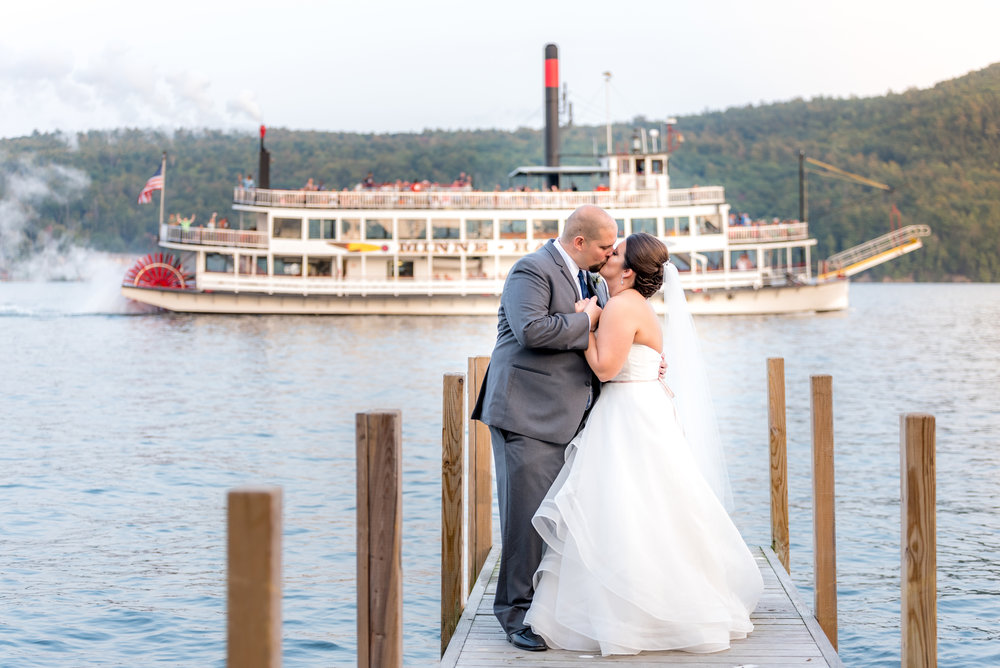 Lake George Wedding Photographer