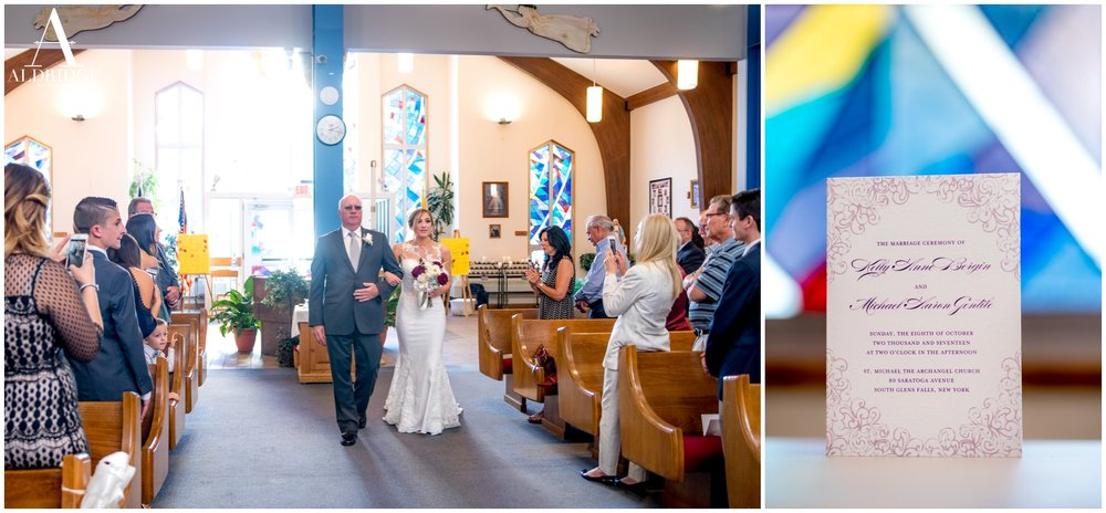 Wedding photographer Saratoga Springs New York