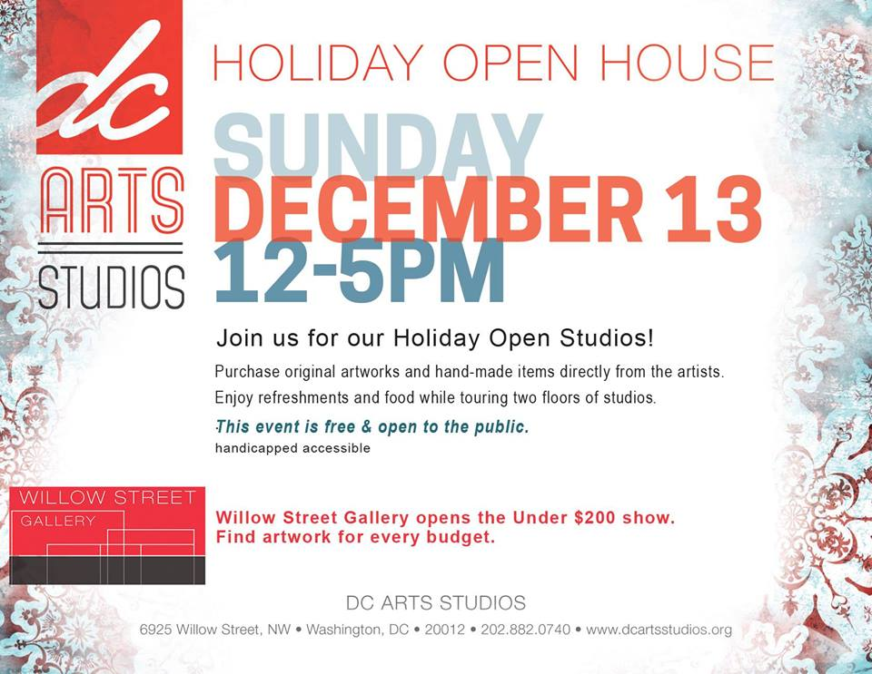 2015 DCAS Holiday Open House
