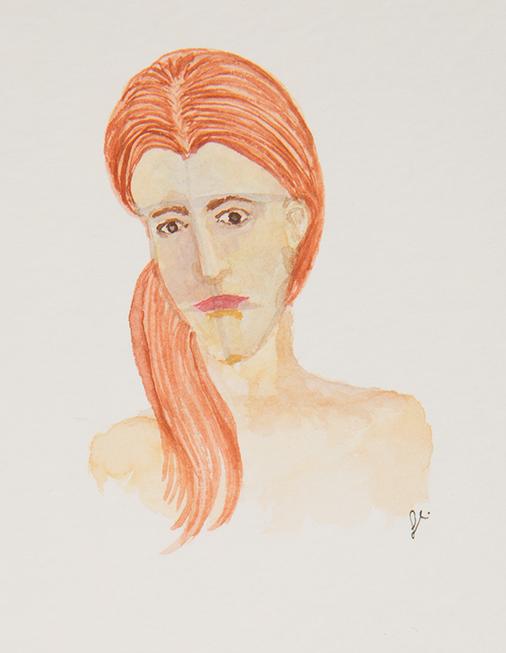 Portrait Casein