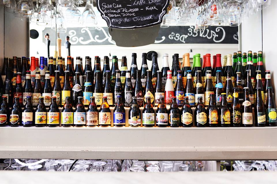 Over 150 Belgian Beers, beer-based cooking, and new beer-infused cocktails!