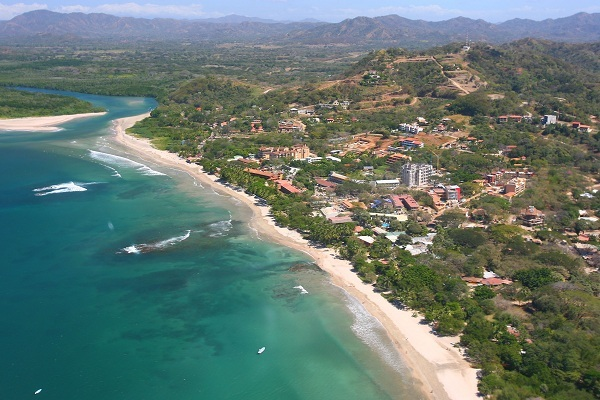 "BTW, ""Playa"" means ""Beach"" in Spanish. And ""Costa Rica"" means ""Rich Coast""."
