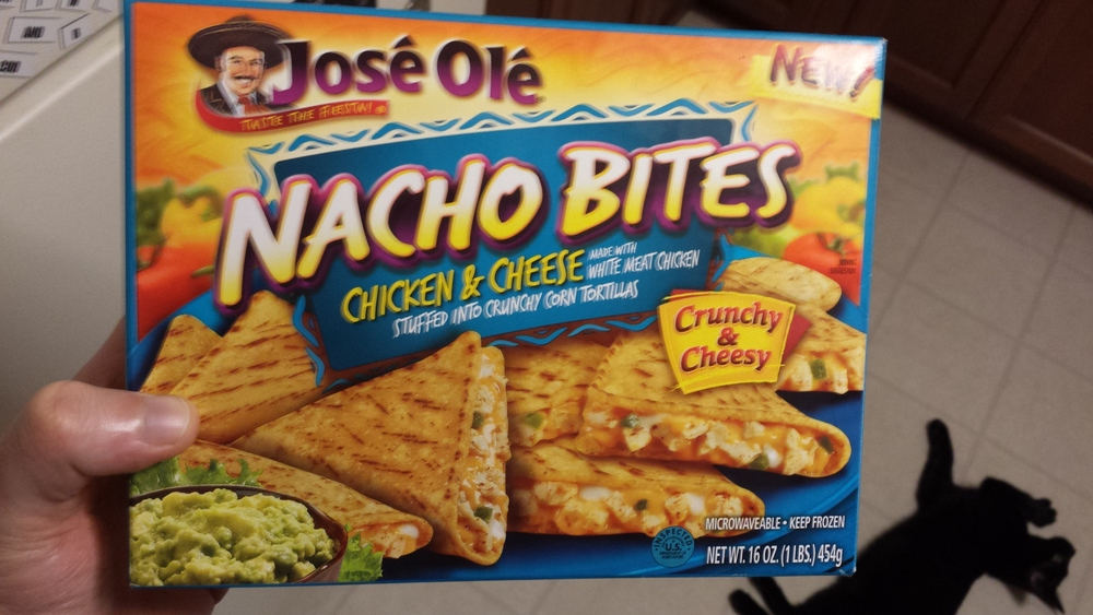 Spoiler Alert: These are about as much nachos as that kitten is, and that kitten is no nachos.