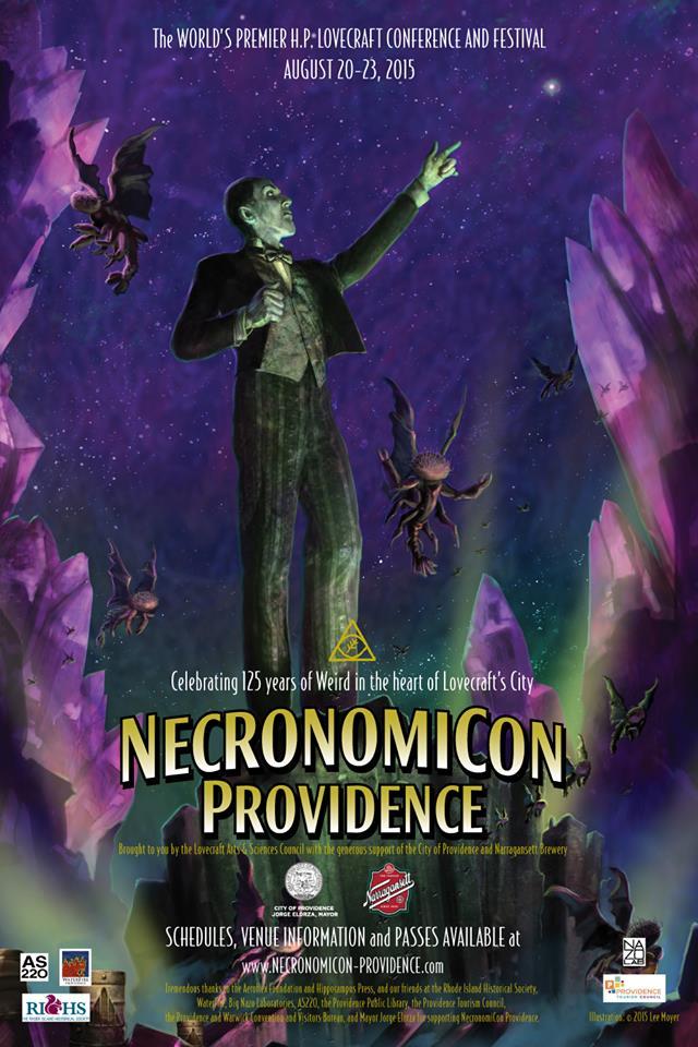 Necronomicon 2015