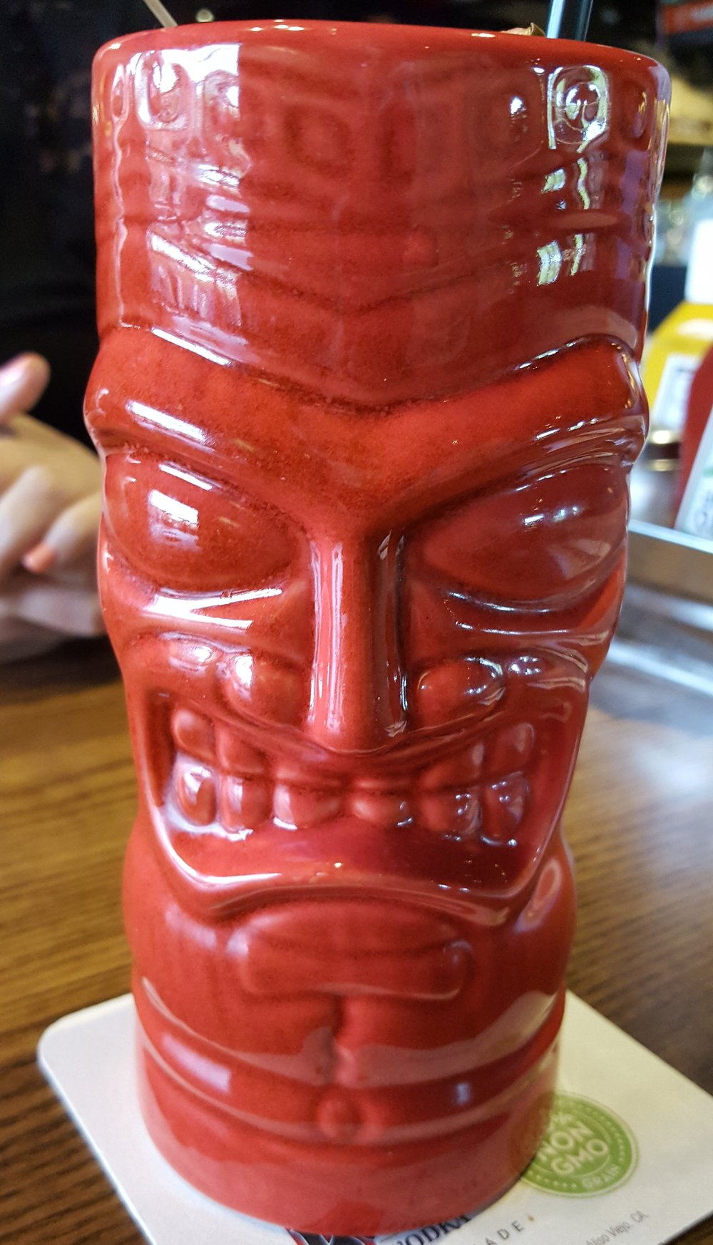 Red Heat Tavern Tiki