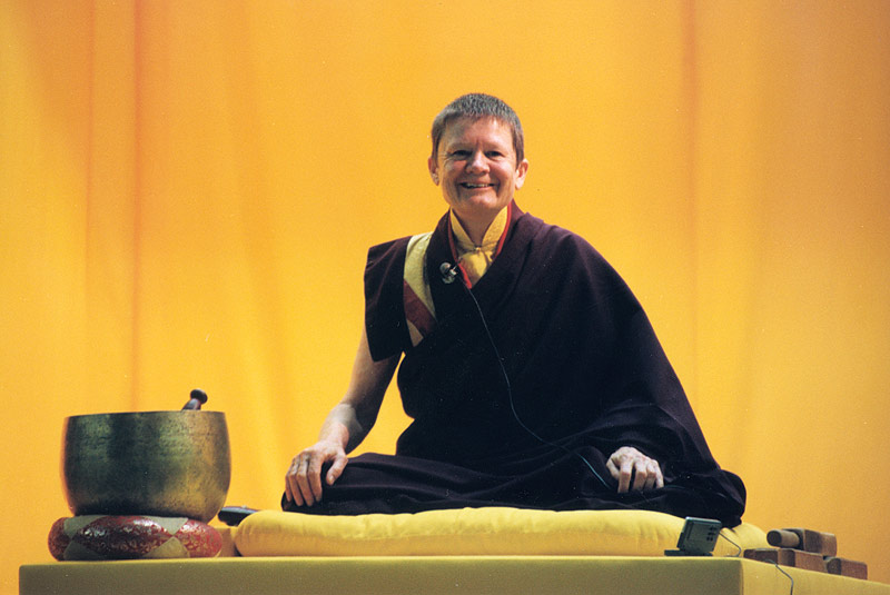 """The root of compassion is compassion for oneself.""  - Pema Chodron"