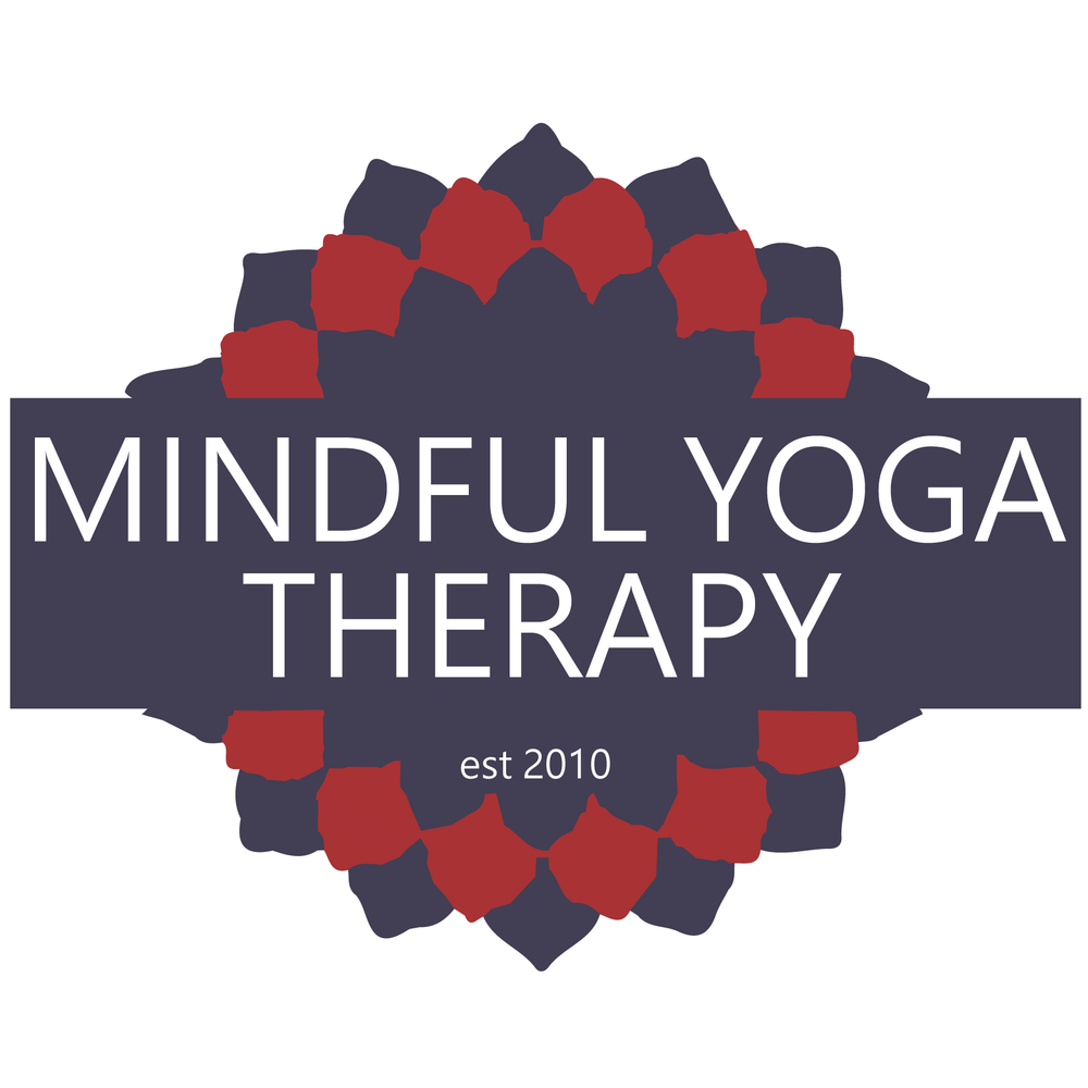 Mindful Yoga Therapy Mission: Helping men and women to find a calm and steady body/mind to continue productive and peaceful lives with the support of the mindful practices of yoga through education.
