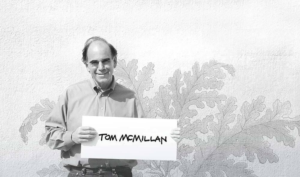 汤姆·麦克米兰 Tom McMillian / 顾问总监