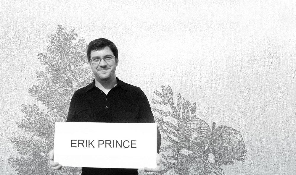 艾瑞克 Erik Prince / 副总裁 / 美国注册景观建筑师