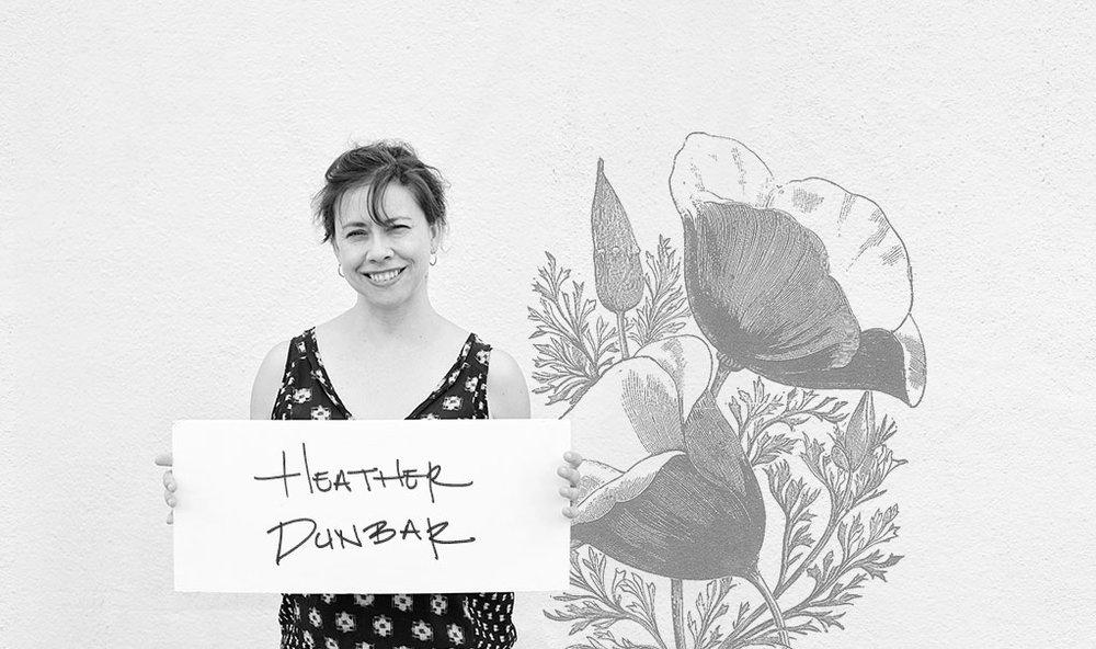 希瑟 Heather Dunbar / 项目设计师