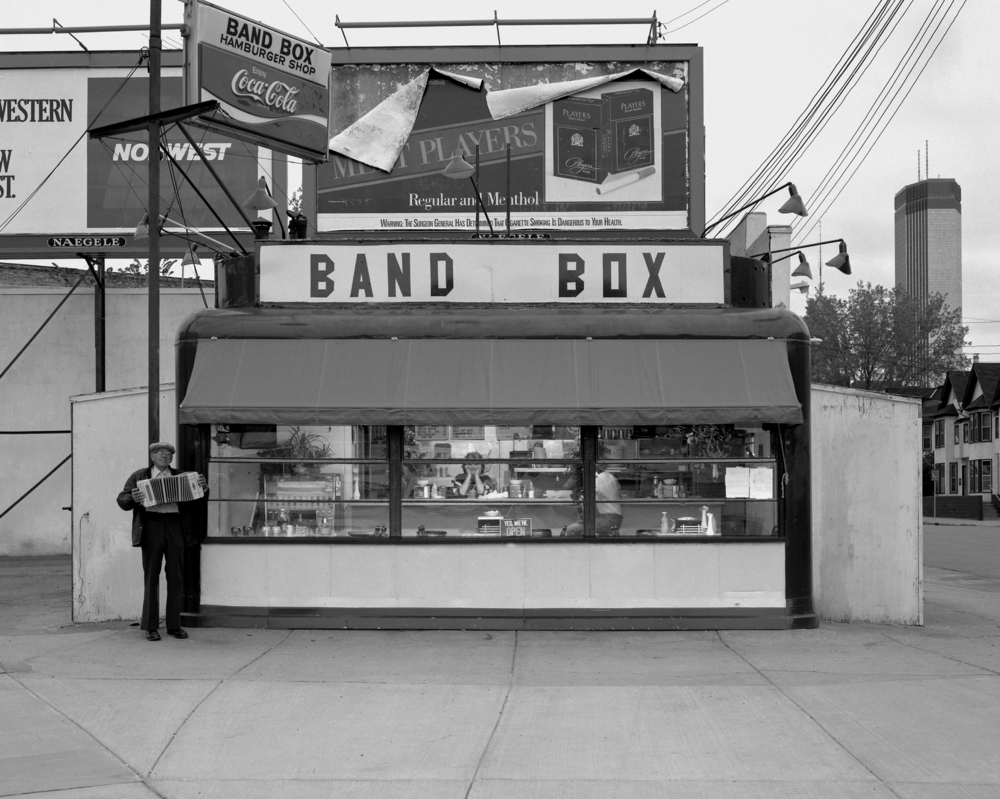 Band Box Cafe, Minneapolis, MN