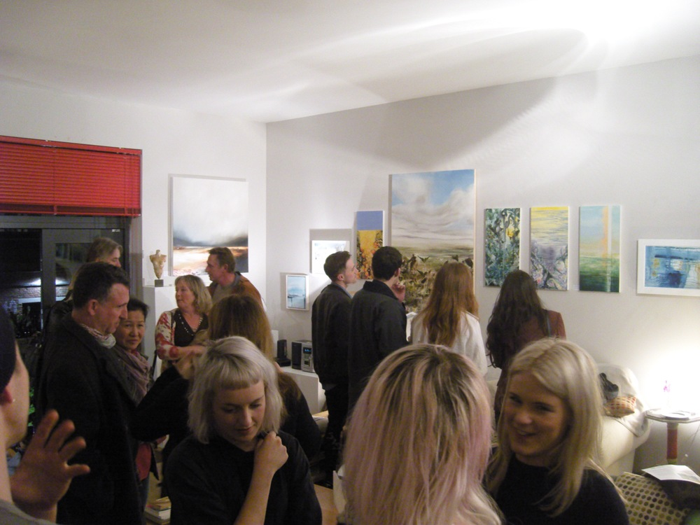 Courtyard Gallery - The Paintworks 2012