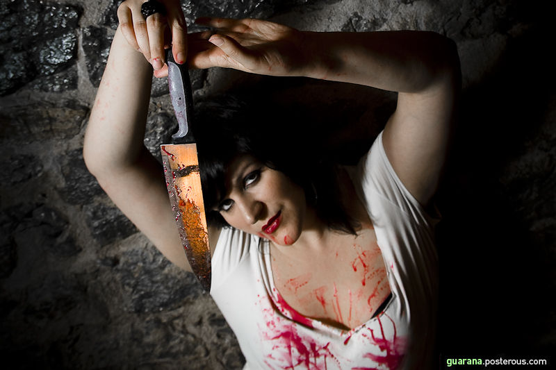don't mess with her... ;)