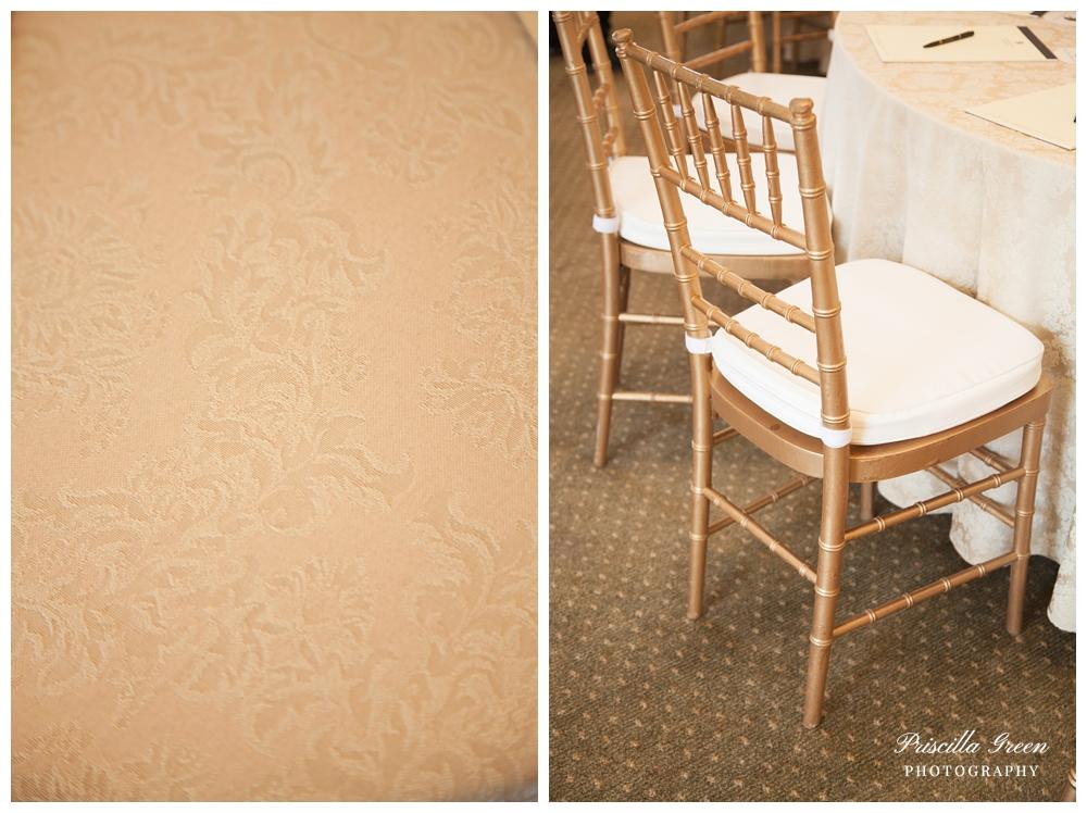 Linens / Garden chairs