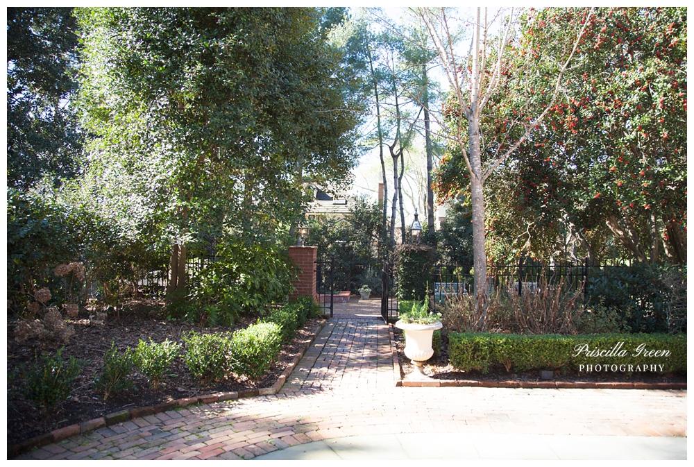 Walkways & Gardens