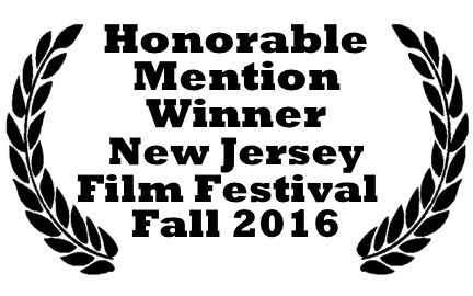Honorable Mention New Jersey Film Festival