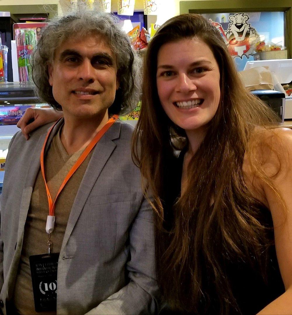 Alex Vargas & Susan Wofsy