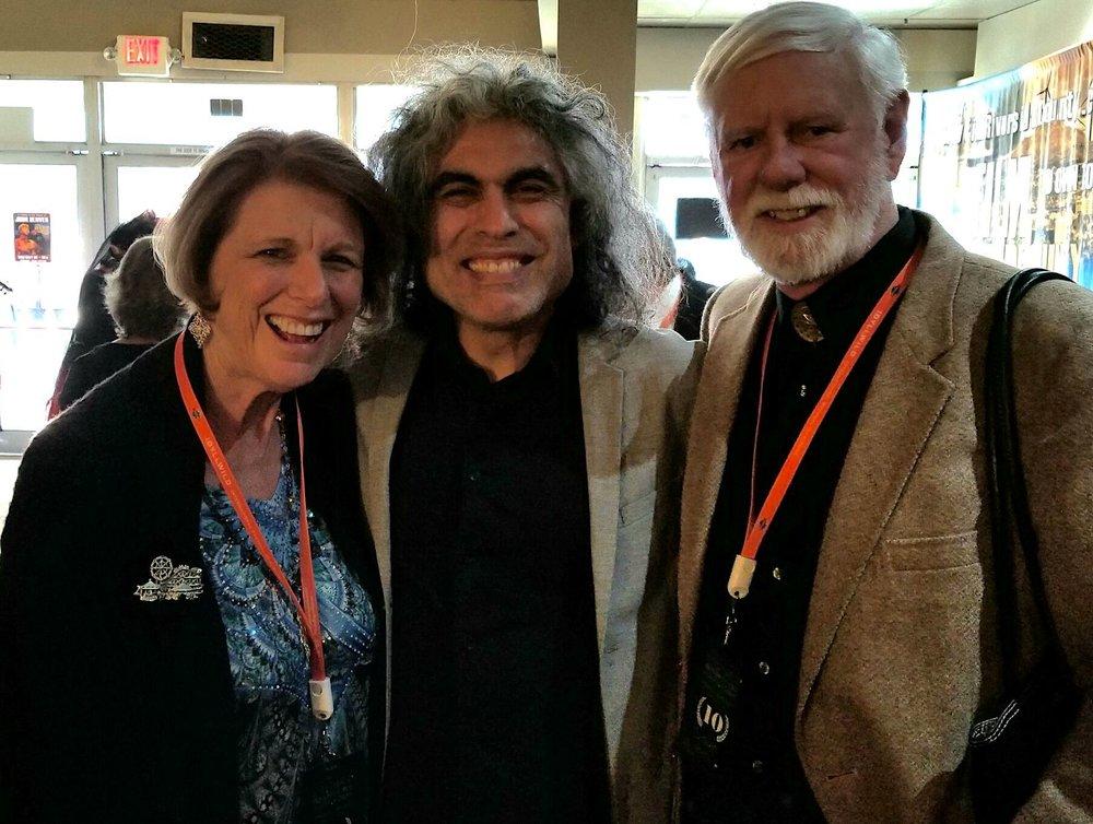Julie Roy, Alex Vargas & Don Roy