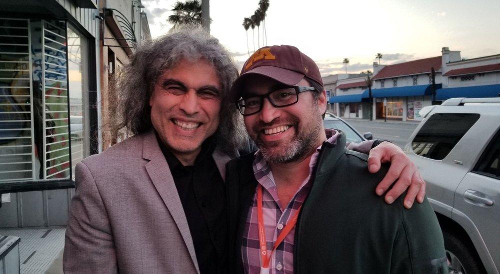 Alex Vargas & Mark Cartier