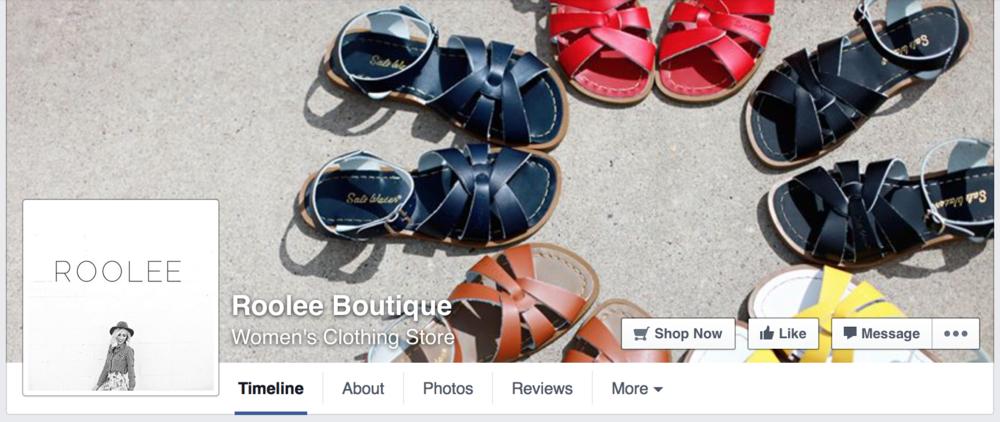 RooleeBoutiqueFacebook