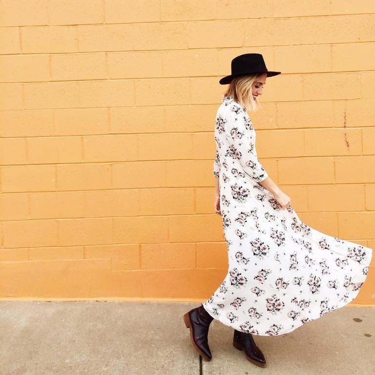 olive fall floral dress.JPG