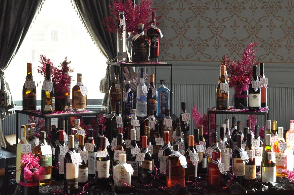 Wine & Spirits Pull