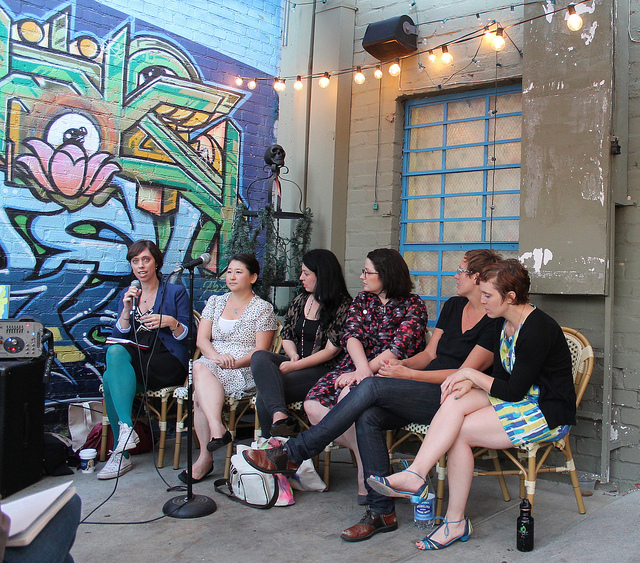 Stories Echo Park Panel